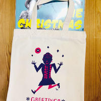松竹谷清 * 「THE CHRISTMAS SONG」7inchアナログレコード+トートバックS セット