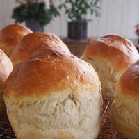 元気でハッピー♪の波動入り ひと山食パン