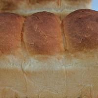 元気でハッピー♪の波動入り 山型食パン 2斤分