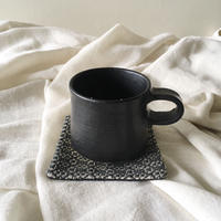 陶器のカップ