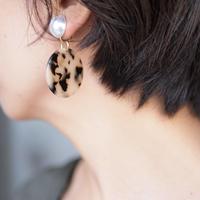 Hand made earrings-j009