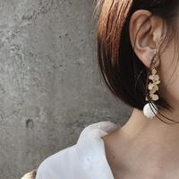 Hand made earrings -j029