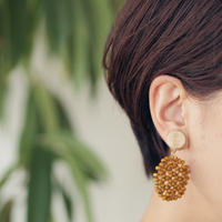 Hand made earrings-j001
