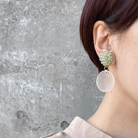 Hand made earring-j119