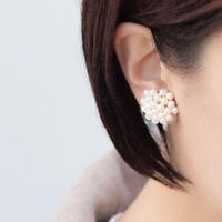 Hand made earrings -j030
