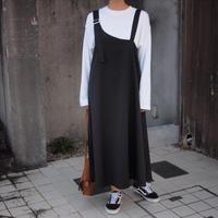 アシメ ジャンパースカート