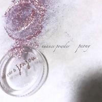 Lueur d'origine nuance powder / peony(ピオニー)