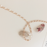 webshop限定 joujou / Chaine (S)・Rose gold (シェーン)