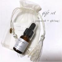 joujou original oil / roi(ロワ)+gift bag set