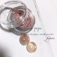 Lueur d'origine nuance powder / figues(フィグ)