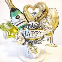 人気No.1★シャンパンアレンジ★開店・周年祝い★記念日に★