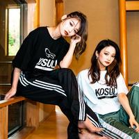 KOSULI LOGO T-SHIRTS/コスリ ロゴTシャツ