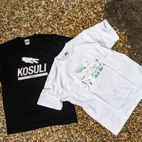 KOSULI HOLOGRAM LOGO T-SHIRTS/コスリ ホログラム ロゴTシャツ