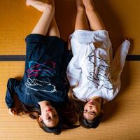 KOSULI CROSSING HANDS LONG SLEEVE/コスリ クロッシング ハンズ 長袖Tシャツ