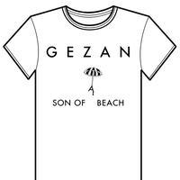 「SON OF A BEACH」 T-shirt
