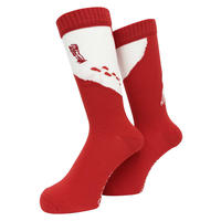 GEZAN TOZAN SOCKS(Red,Black)