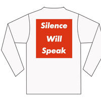GEZAN//Silence Will Speak  Logo LT