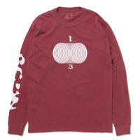 GEZAN//「Soul Material」 LT (Black/Red)