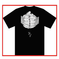 GEZAN//NO GOD T-shirts(Black)