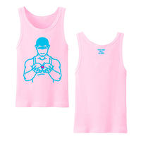 Tank top - Pink