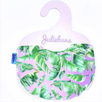 Banana leaves bib