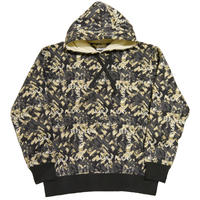 PEPE JEANS 迷彩柄パーカー PM582049