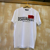DSQUARED2 半袖プリントTシャツ S79GC0021