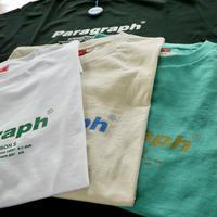 PARAGRAPH 半袖Tシャツ PG-28