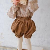 Pumpkin pants / cocoa <09-39>