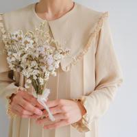 ladies Lily dress / poire <09-101>