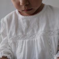 × TRÈS JOLIE collaboration Night dress  / white