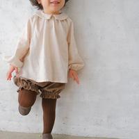Madeleine blouse / ecru <09-17>