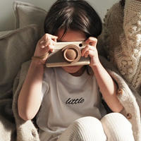 "kids "" little T "" / white"