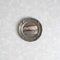 leaf bijou pin set - monotone & multi