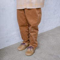 Tapered pants / cocoa <09-42>