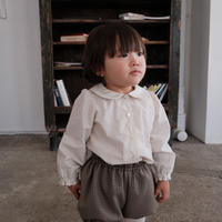 Coco long blouse / cream