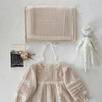 Night dress  / honey peach
