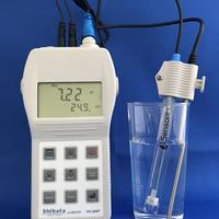 ポータブルpH測定器セット PH-200P !!!水質をお手軽に調べられます!!!