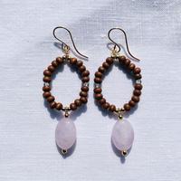 lavender amethyst pierce ***brown