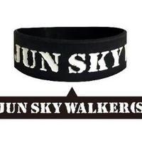JUN SKY WALKER(S) ラバーバンド