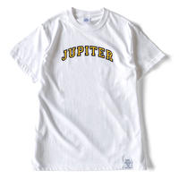 JUPITER COLLEGE T-SHIRTS WHITE