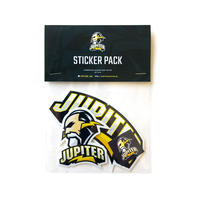 JUPITER STICKER PACK Vol.1