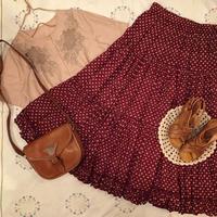 skirt 656[AZ-72]