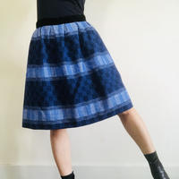 Maybe 1950s Sweadish Handmade Skirt