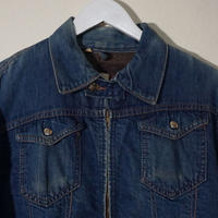 Montocomery Ward 70s80s? Blanket Lined Denim JKT  (no.211)