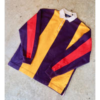 90's OLD GAP L/S Polo Shirt