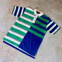 90's J.Crew Design Polo Shirt