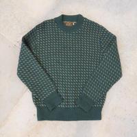 90's Eddie Bauer Birdseye Wool Knit