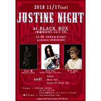 JUSTINE NIGHT
