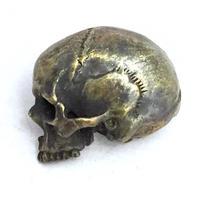 Skull pins(左向き) ピンズ[kinsfolk]